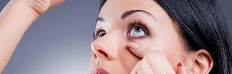 Глазные капли катионорм