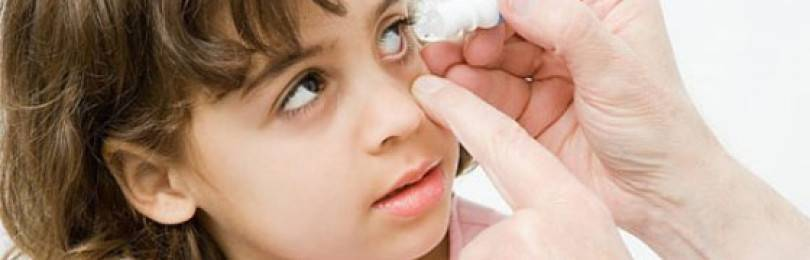 Конъюнктивит у детей: почему так часто?