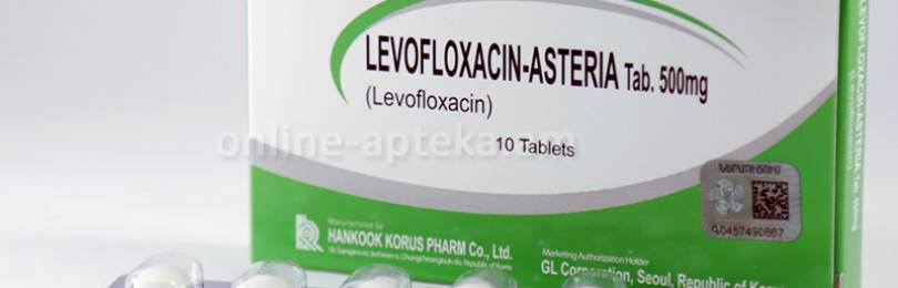 Левофлоксацин-оптик (levofloxacin-optic)