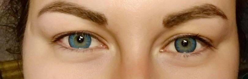 Цветные контактные линзы офтальмикс colors — отзывы