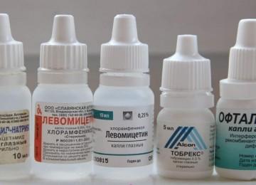 Капли от воспаления глаз обзор 19 лучших препаратов