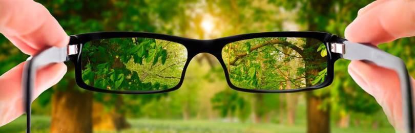 Миопия (близорукость) глаз: что это такое (минус или плюс), как улучшить зрение