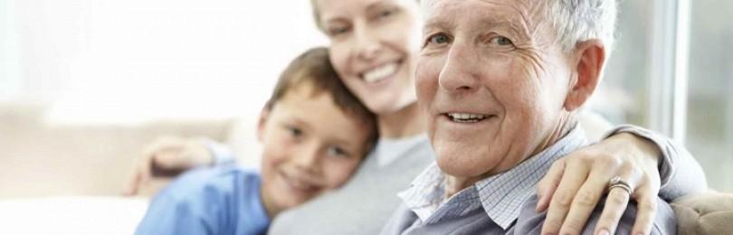 Психологические особенности в пожилом и старческом возрасте