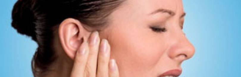 Что делать если болят уши во время простуды