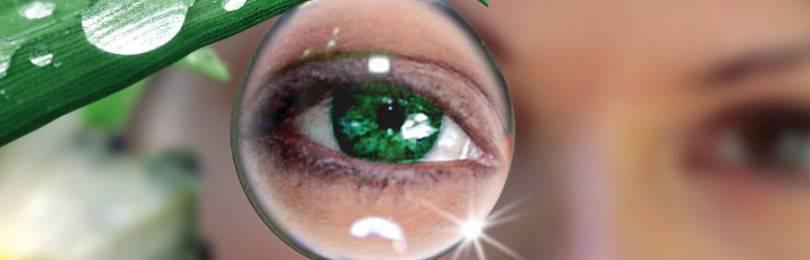 Как подбирать цветные линзы для глаз?