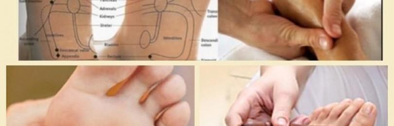 Сделать массаж ног и ступней. массаж стоп ребенку: польза процедуры