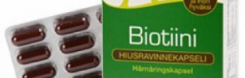Биотин для волос: препарат от выпадения, перхоти и тусклости