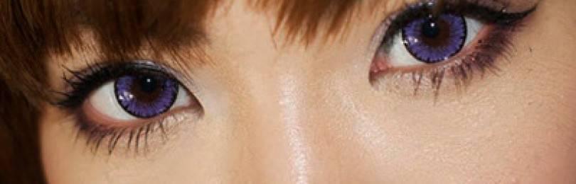 Линзы цветные без диоптрий: изменить цвет глаз без контактных пленок, характеристика, подбор оттенка под цвет глаз, особенности ношения и уход