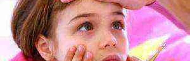 Бронхит у детей симптомы лечение