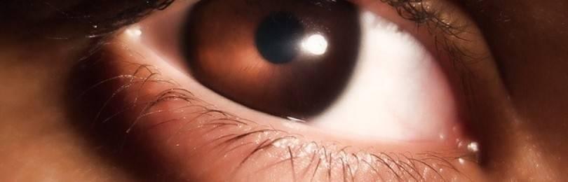 Красные пятна вокруг глаз у взрослых