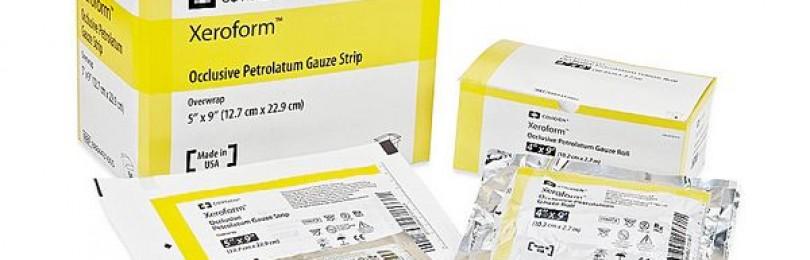 Порошок ксероформ: инструкция по применению, аналоги в аптеках и отзывы