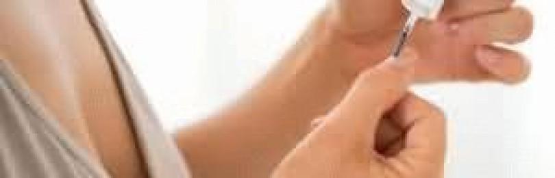 Лак от грибка ногтей демиктен