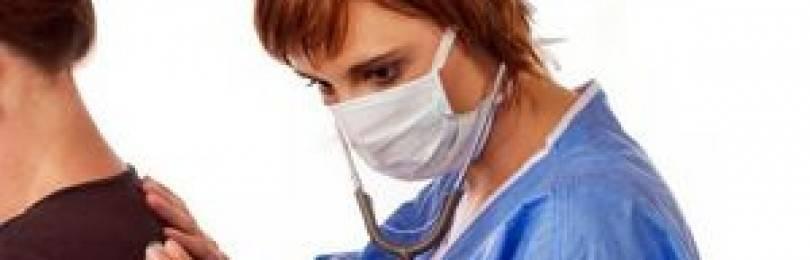 Лечение глубокого грудного кашля
