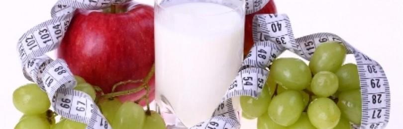 Кефирная диета (12 вариантов)
