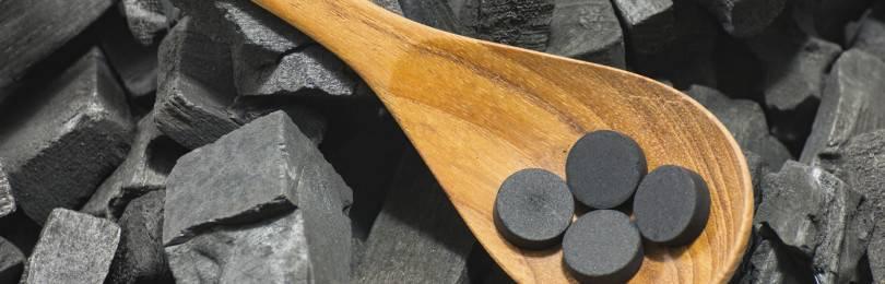 Как почистить печень активированным углем?
