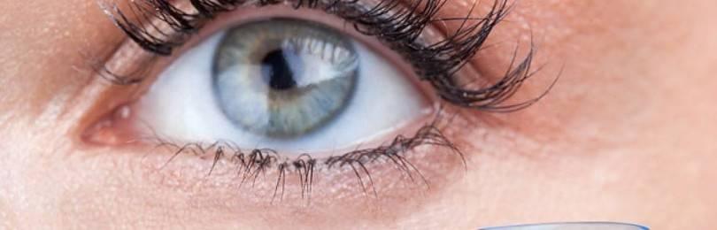 Ночные линзы для глаз