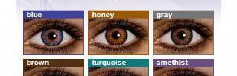 Цветные контактные линзы ciba vision freshlook colorblends — отзывы