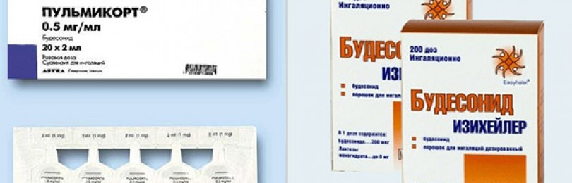 Будесонид-натив для ингаляций: инструкция по применению
