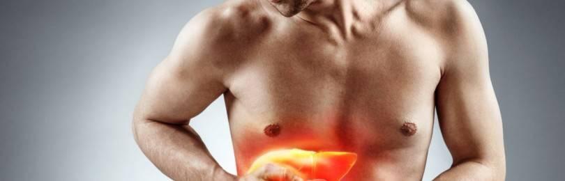 Как проявляется болезнь печени?