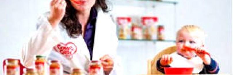 Диета на детском питании с меню и отзывами