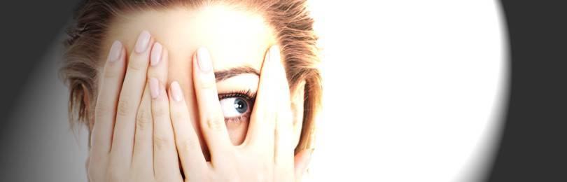 Светобоязнь глаз: причины и лечение, проявление фотофобии у детей и профилактические действия