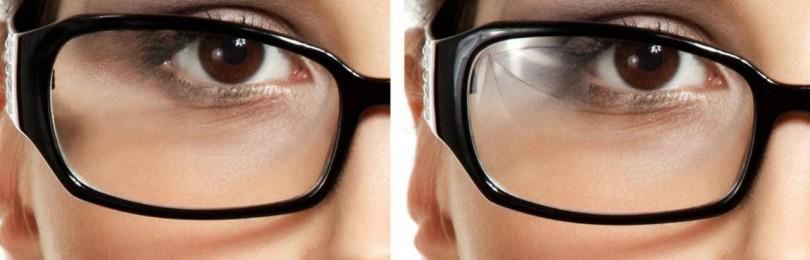 Антиблик очки — антибликовое покрытие