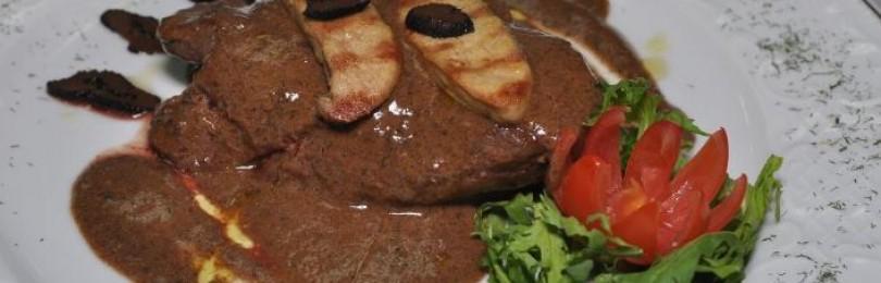 Диетические блюда из печени говяжьей