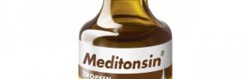 «медитонзин»: инструкция по применению, описание, аналоги, отзывы