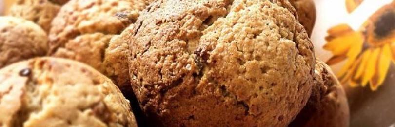 Диетическое овсяное печенье: 5 вкуснейших рецептов