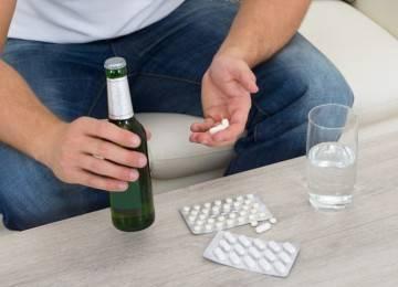 Можно ли употреблять алкоголь при приеме Урсосана?
