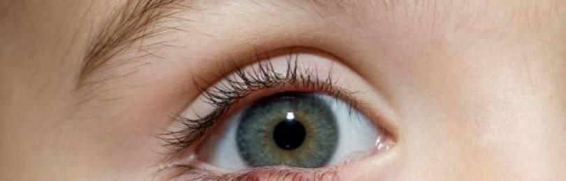 У ребёнка гноятся глаза: первая помощь в домашних условиях и использование медикаментозных препаратов