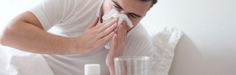 Аллергический ринит или аллергический насморк