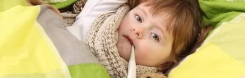Пневмония у детей: диагностика и лечение