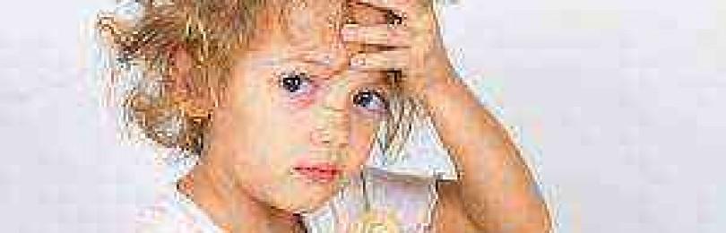 Лечение и симптомы внутричерепного давления у детей, грудничков. как измерить, признаки вчд