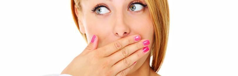 Горечь во рту и запах изо рта: причины и лечение