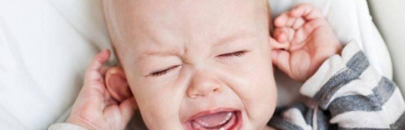 Отит у детей. лечение отита