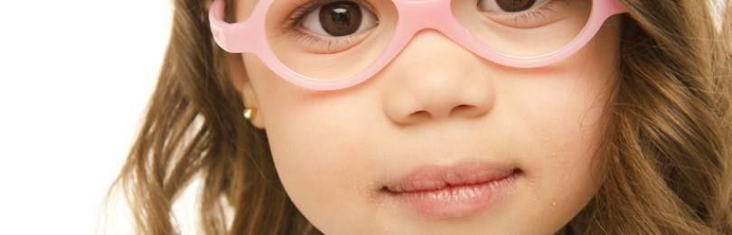 Миопия у детей, или как приучить ребёнка к очкам