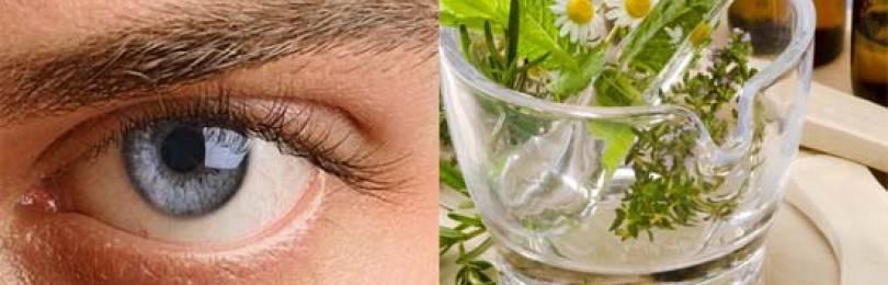 Народные средства при лечении открытоугольной глаукомы