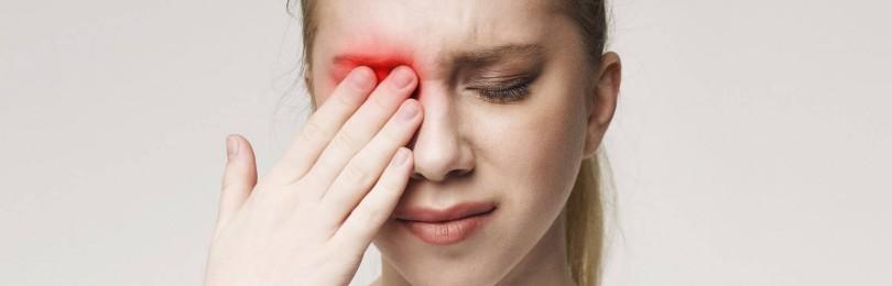 Народные средства лечения блефароспазма