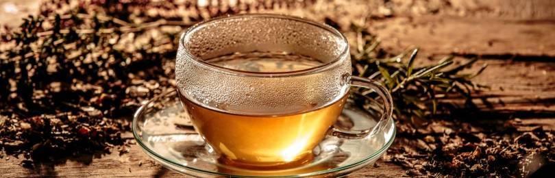 Травяной монастырский чай для печени