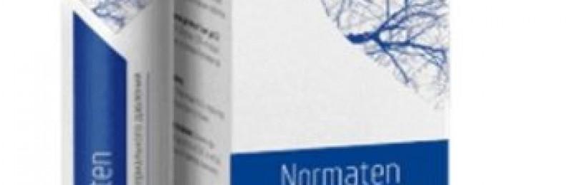 Норматенс таблетки — инструкция по применению