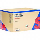 Капецитабин (кселода)