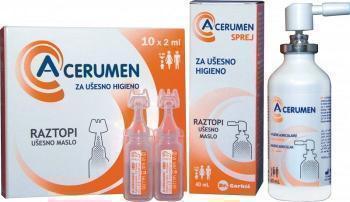 А-церумен: инструкция по применению