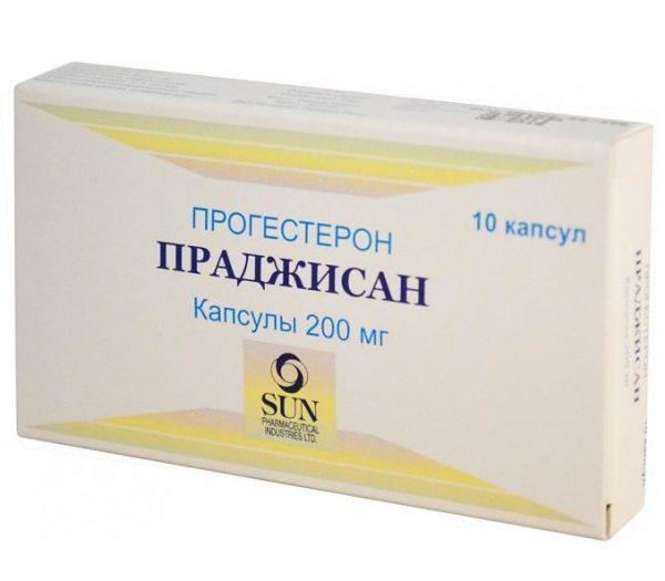Утрожестан – инструкция, применение при беременности, цена, 200 мг