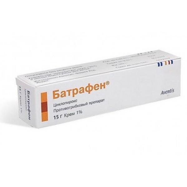Специфика применения противогрибкового препарата циклопирокс