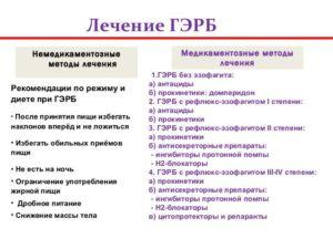 Лечебная диета при рефлюкс-эзофагите пищевода, меню на неделю в период обострения