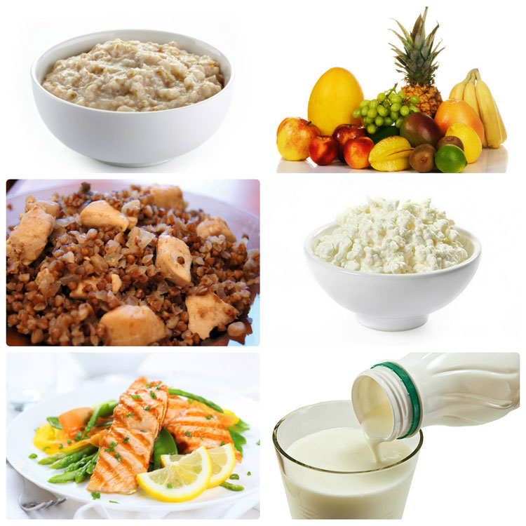 Правильно питаться при диете