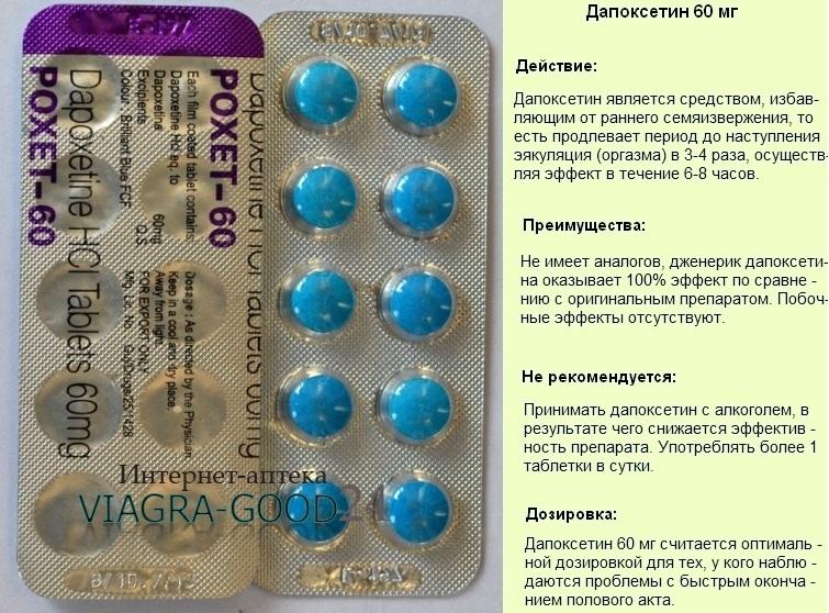 Ребоксетин, действующее вещество