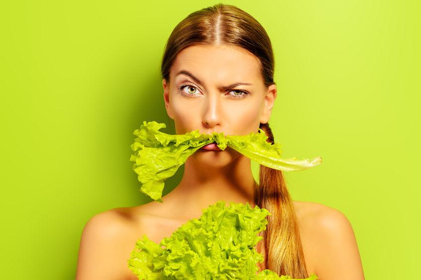 Меню для похудения на неделю: вегетарианская диета