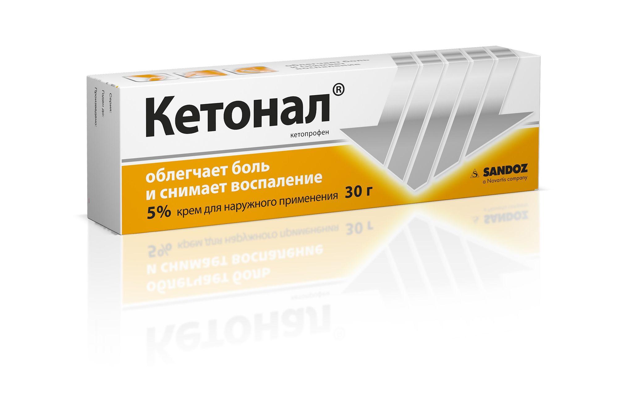 Аналоги геля кетопрофен